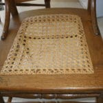 Hand Caned Seats
